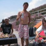 サーフィン&BBQのつづき!