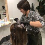 日進市の美容院ファンビリ アシスタント松榮の成長日記②