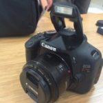 撮影勉強中です!