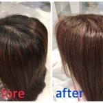 お客様カラー Before&After(白髪編)by仲本
