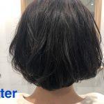 【クセによる髪のうねり、膨らみ】くせ毛のお悩みを『カット技術のみ』で解決!